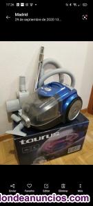 Aspiradora Taurus Megane 3G Eco Turbo.