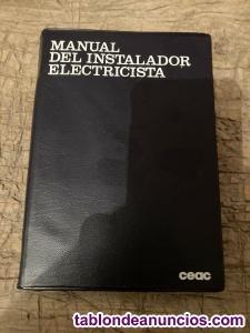 MANUAL DEL INSTALADOR ELECTRICISTA. Roldán, José.