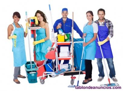(HMT CLEANING) Autónomo  Limpieza  de comunidades