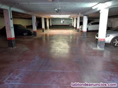 Plaza de Garage Coche+Moto
