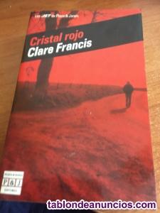 CRISTAL ROJO - Francis, Clare