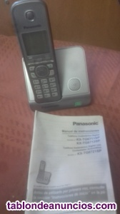 Vendo telefono inalámbrico Panasonic