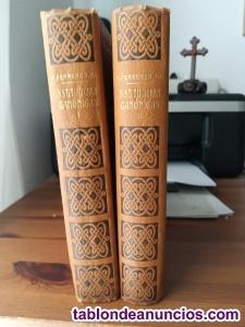 Libros Antiguos (Coleccionismo Lote 2)