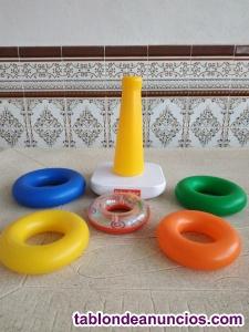 Juguete para bebé Fisher-Price Pirámide balanceante