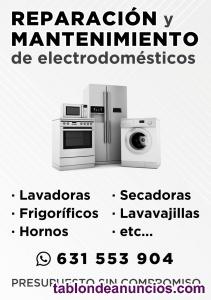 Servicio Técnico Electrodoméstico