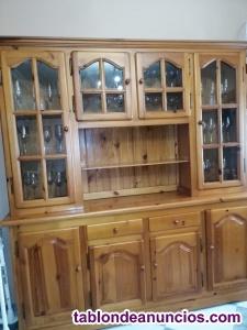 Venta de muebles estilo provenzal madera maciza de pino