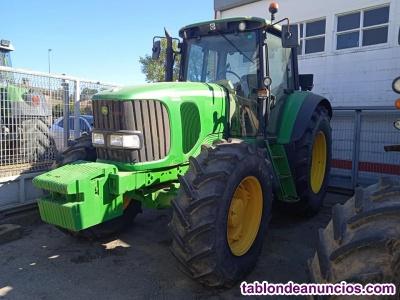 Tractor John Deere 6820