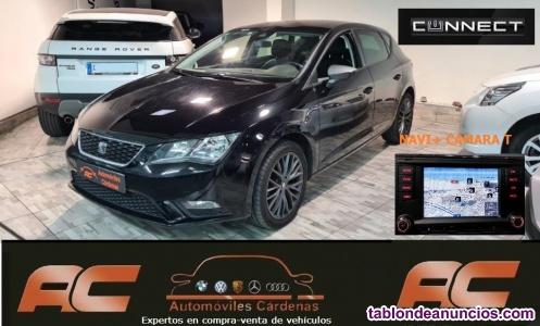 Seat leon 1.2 tfsi 110cv connect car play camara t