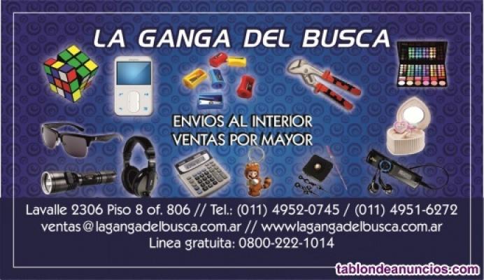 Mayorista de articulos de tecnologia, librería, Juguetería, Herramientas, compu