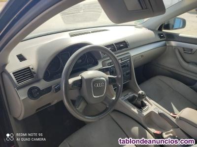 Despiece Audi A4