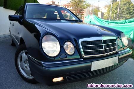 Mercedes benz e 240 v6 aut elegance