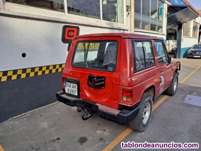 Se vende mitsubishi pajero 2.5 td motor nuevo a estrenar