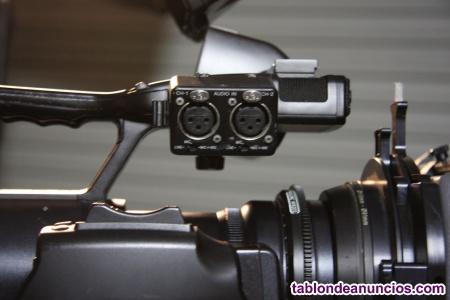Sony NEX-FS100 Profesional HDV XDCAM E-Mount Lens Camcorder