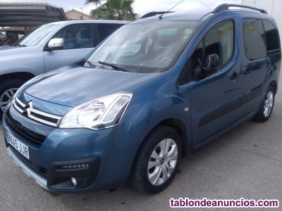 CITROEN BERLINGO MULTISPACE 1.6 HDI 5 plazas.