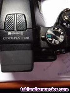 Espectacular cámara Nikon coolpix