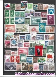 Lote de sellos de china