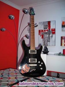 Equipo de guitarra eléctrica IBANEZ
