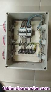 Quadre elèctric provisional d'obra