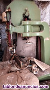 SIERRA DE CINTA Y COMBINADA  (maquinaria carpintería)