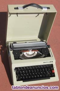 Maquina de escribir portatil maritsa 30
