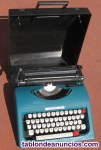 Maquina de escribir portatil underwood 125