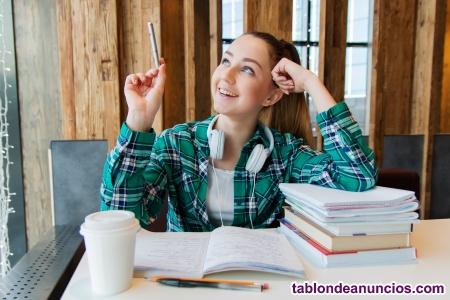 Se dan clases particulares de informática, inglés y diseño web