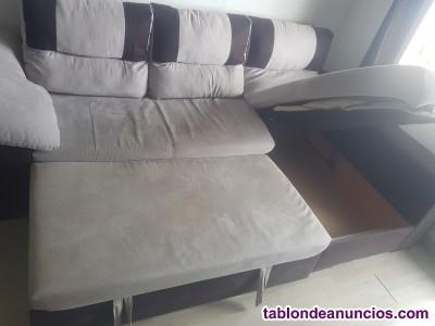 Sofa cheslong cama