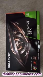 Gtx 1660 Super Gaming 6GB ( Como nueva) (Con Caja)