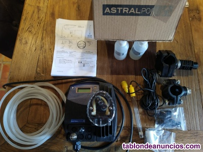Bomba dosificadora piscina Ph/Cloro Astralpool Control Basic Next