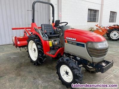 Tractor Yanmar AF-18 4X4