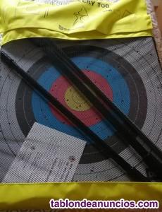 Vendo arco+diana+arco princip+flechas