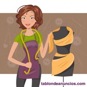 Se precisa modista / costurera externa para tienda de arreglos de ropa