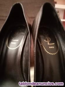 Zapatos de talón alto Yves Saint Laurent T-37.5