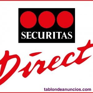 Comerciales Securitas Direct