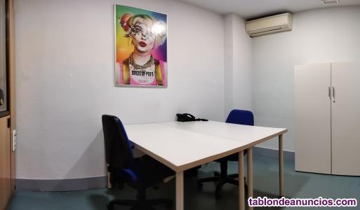Alquiler de despacho coworking studio