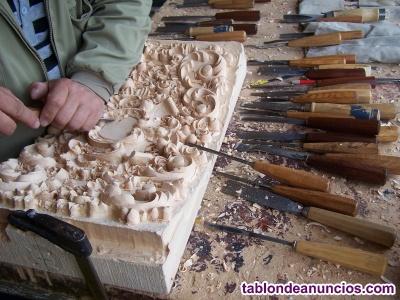 Buscamos TALLISTA de madera.