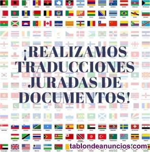 Traducciones juradas de documentos