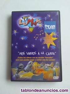 DVDs de LOS LUNNIS