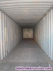 Venta y alquiler de contenedores marítimos
