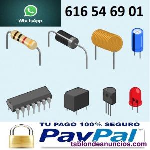 Venta de componentes Electronicos