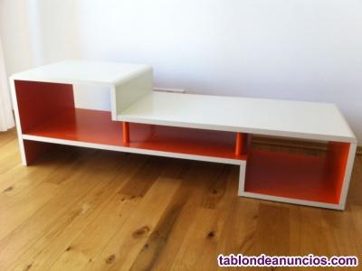 Mueble salon TV DRÖMME - Ikea/ VINTAGE/ DESCATALOGADO