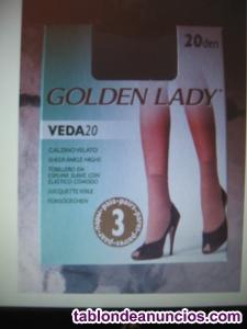 Mini medias golden lady