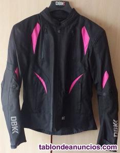 Vendo chaqueta de moto de mujer