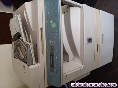 Venta fotocopiadora din a4 y din a3 blanco y negro seminueva