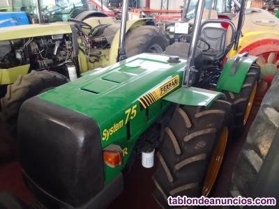 Tractor JOHN DEERE 4240 Doble tracción.
