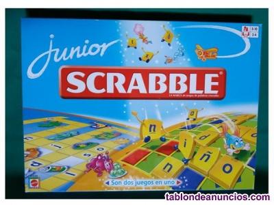 Juego de Mesa Junior Scrabble