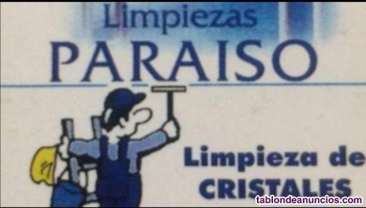 LIMPIEZA DE CRISTALES Santander