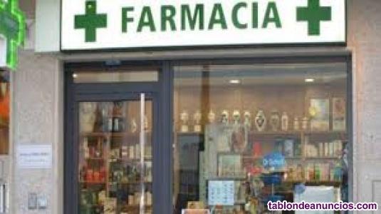 Vendo temario completo farmacia y parafarmacia