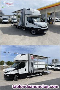 Veco Daily 35S18.  EURO-6.  07/2019. Motor – 3.0cm .