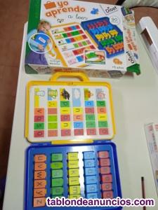 Juego educativo niñ@s de 5 años u otro a partir de 3 años